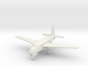 Douglas XB-43 Jetmaster 1/200 in White Natural Versatile Plastic