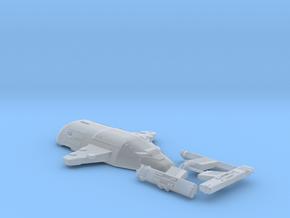 3125 Scale WYN Grey Shark Dreadnought Kit CVN in Smooth Fine Detail Plastic