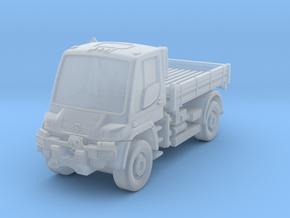 Unimog U500 LWB 2008 in Smoothest Fine Detail Plastic: 1:200