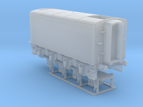 A0 - H0 Scale - A3 Corridor - WATER TENDER in Smooth Fine Detail Plastic
