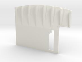 MR2395 12° Diffuser PN v7 in White Natural Versatile Plastic