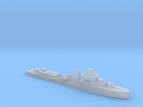 Brazilian Amazonas class destroyer 1:4800 in Smooth Fine Detail Plastic