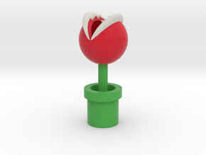 Piranha Plant in Full Color Sandstone