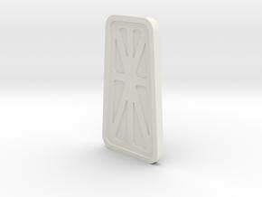 """Insert Doors for 12"""" Eagle Kit! in White Natural Versatile Plastic"""