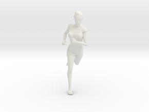 Printle C Femme 1191 - 1/24 - wob in White Natural Versatile Plastic