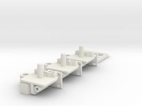 GoGuideApapter_1H_cut in White Natural Versatile Plastic