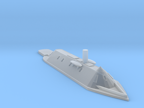1/1200 CSS Virginia in Smooth Fine Detail Plastic