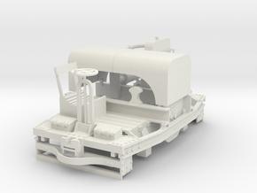 A-1-19-20hp-simplex-3a in White Natural Versatile Plastic