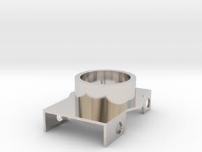 M17-Barrel Nut Adapter in Platinum