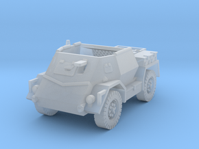 Pattern Wheeled Carrier Mk2 1/285 in Smooth Fine Detail Plastic