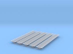 Kette flach ROS Sennebogen 6113E 1:50, 18mm breit  in Smooth Fine Detail Plastic