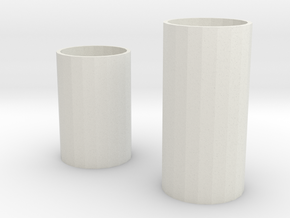 Dental box in White Natural Versatile Plastic