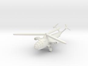 (1:285 What-if) Focke Achgelis Fa.336 w/ Ramjet in White Natural Versatile Plastic