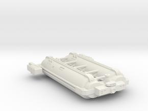 Omni Scale General Large Q-Ship (Revealed) SRZ in White Natural Versatile Plastic