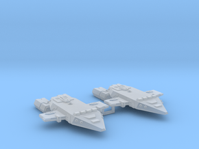 3125 Scale Orion Light Cruisers (2) CVN in Smooth Fine Detail Plastic