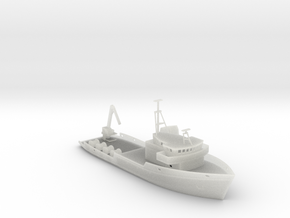 031A Liberty star 1/288 in Smooth Fine Detail Plastic