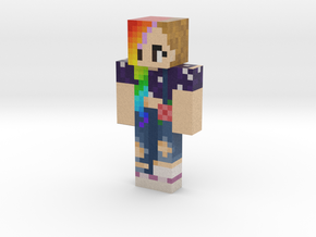 RayShapeShifts | Minecraft toy in Natural Full Color Sandstone
