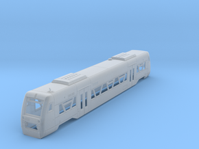 N09A - Oberpfalzbahn RegioShuttle RS1 - Part A  in Smooth Fine Detail Plastic