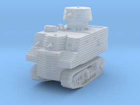 Bob Semple Tank 1/160 in Smooth Fine Detail Plastic