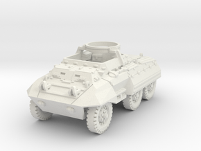 M20 Command Car early 1/72 in White Natural Versatile Plastic