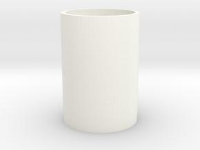pen holder in White Processed Versatile Plastic: Small
