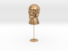 Headlights in Natural Bronze