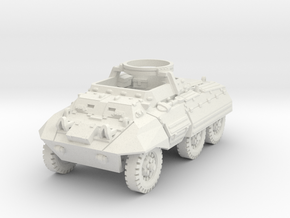 M20 Command Car late 1/87 in White Natural Versatile Plastic