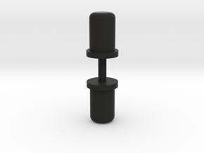 Jason S: Switch Plungers in Black Natural Versatile Plastic
