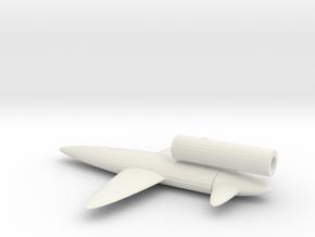 rocket i in White Natural Versatile Plastic