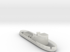 005C Tug 1/350 FUD in Smooth Fine Detail Plastic