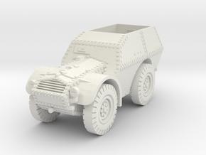 Autocarro Protetto 1/72 in White Natural Versatile Plastic