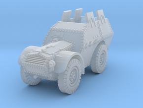 Autocarro Protetto (shields) 1/200 in Smooth Fine Detail Plastic