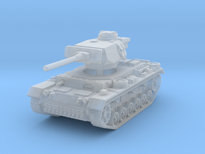 Panzer III L 1/285 in Smooth Fine Detail Plastic