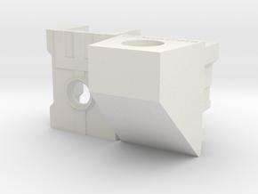 PT Mini Case in White Natural Versatile Plastic