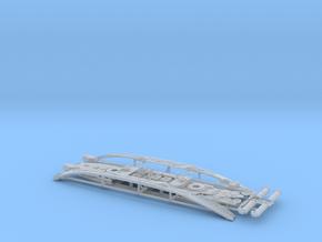 Battleship Canopus in Smoothest Fine Detail Plastic: 1:1250