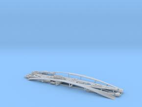 Battlecruiser Invincible in Smoothest Fine Detail Plastic: 1:1250