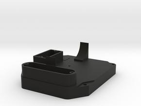 Spitfire Voltage regulator base. in Black Natural Versatile Plastic