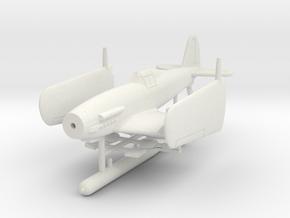 1/144 Fiat G.55S Silurante in White Natural Versatile Plastic