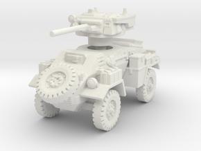 Humber Mk II 1/120 in White Natural Versatile Plastic