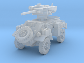 Humber Mk II 1/160 in Smooth Fine Detail Plastic