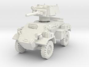 Humber Mk IV 1/87 in White Natural Versatile Plastic