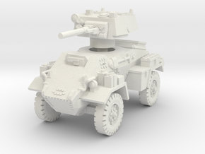 Humber Mk IV 1/76 in White Natural Versatile Plastic
