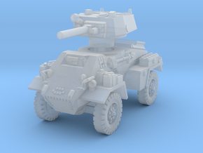 Humber Mk IV 1/285 in Smooth Fine Detail Plastic
