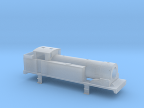 Metropolitan Railway E class locomotive N gauge in Smooth Fine Detail Plastic