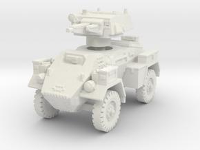 Fox Armoured Car 1/120 in White Natural Versatile Plastic