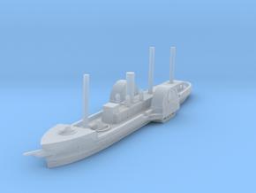 1/1200 USS Florida (Republique) in Smooth Fine Detail Plastic