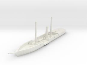 1/600 USS Pequot (Le Terreur) in White Natural Versatile Plastic