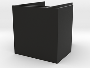 Paper storage in Black Natural Versatile Plastic