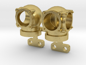 1/32 scale Class Light in Natural Brass