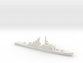 Tachikaze-class destroyer, 1/1250 in White Natural Versatile Plastic